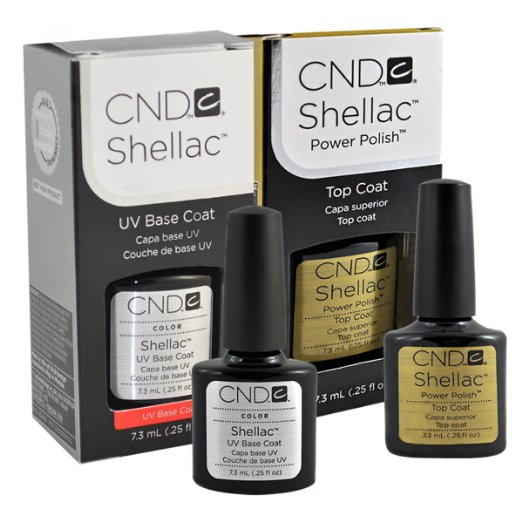 Real CND Shellac