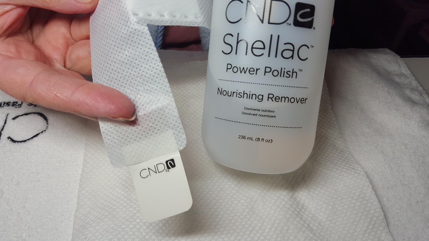 Remove Shellac Nail Polish Nail Enthusiast Process