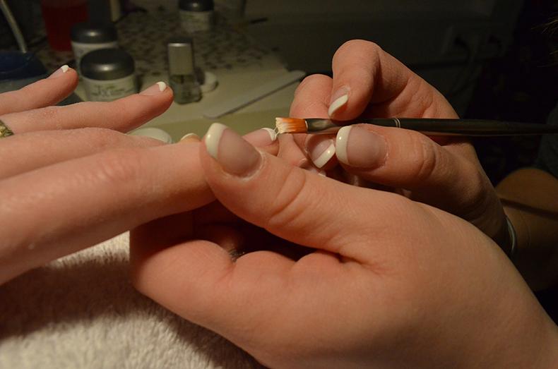 nail salon tips