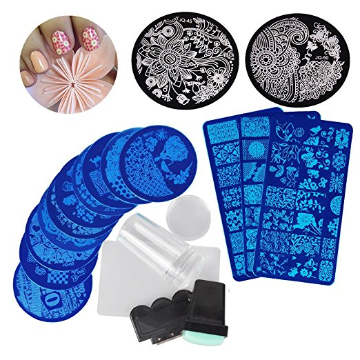 best nail art stamps stamper