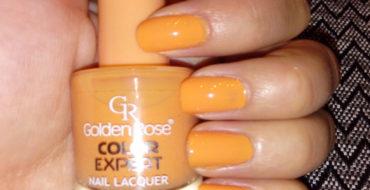 Golden Rose Nail Polish Review