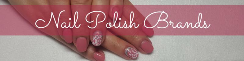 Popular Nail Polish Brands