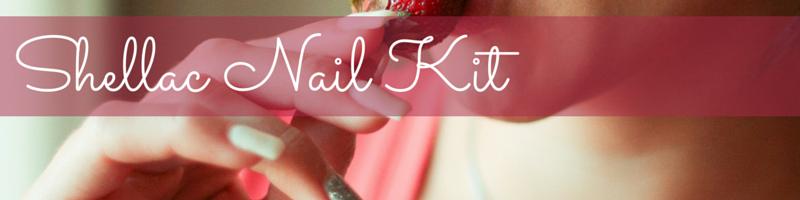 Shellac Nail Kit