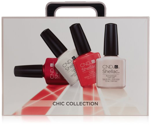 Shellac nail kit plus alternative nail polish beginner kits cnd shellac nail kit solutioingenieria Choice Image