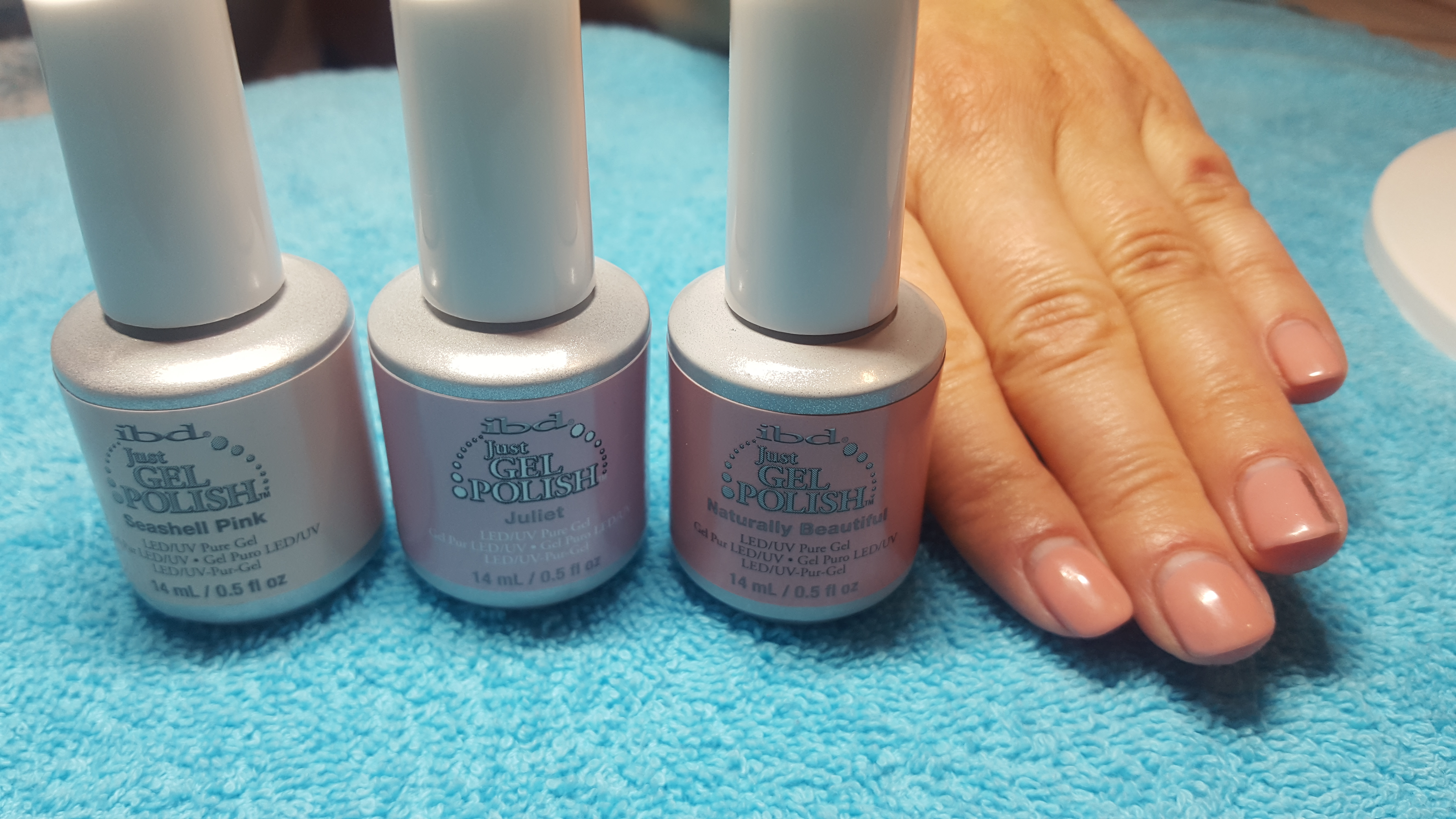 IBD Nail Polish and Entity Manicure (Get your gel color to last 2 ...