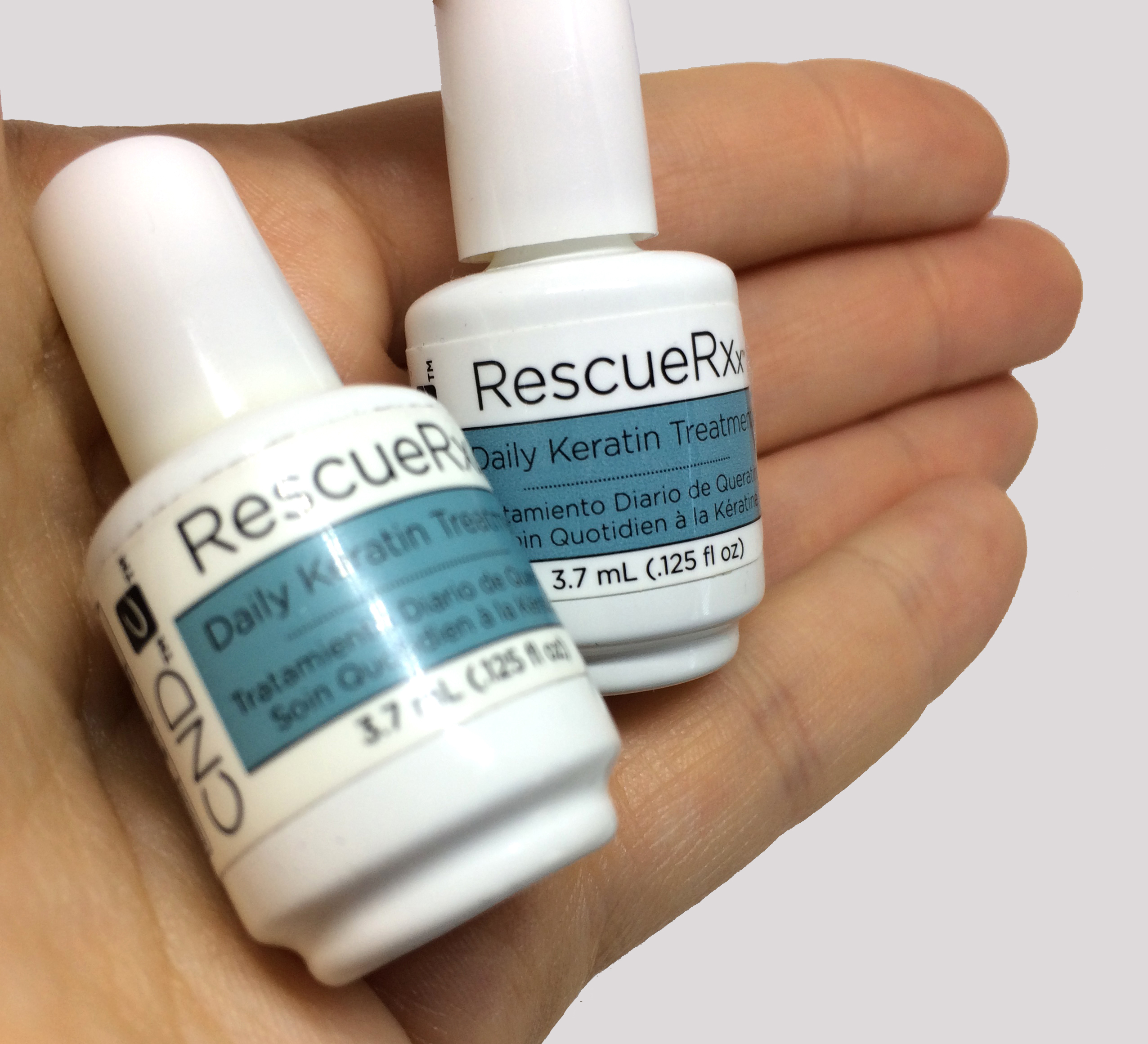 CND RescueRxx Keratin Nail Treatment