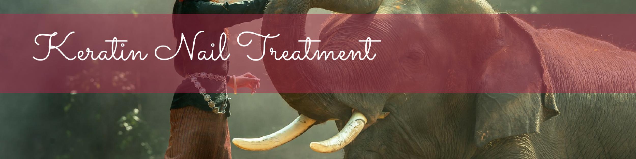 Keratin Nail Treatment