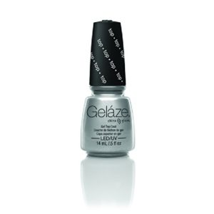 China Glaze Gelaze Top Coat