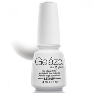 Gelaze White on White gel-n-base