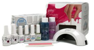 Gelish Harmony Complete Starter Best Gel Nail Polish Kits