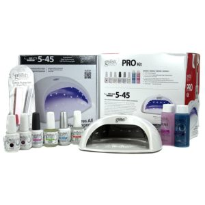 Gelish Pro Kit Best Gel Nail Polish Kit