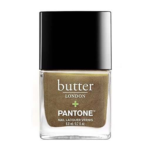 Pantone Butter London Rich Gold Summer Nail Polish Collection 2017