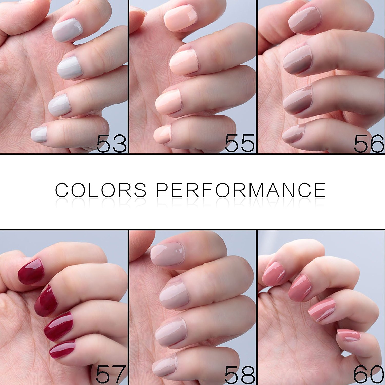 a58d47c881 Gellen Nail Polish Review (Choices from over 300 Colors!)