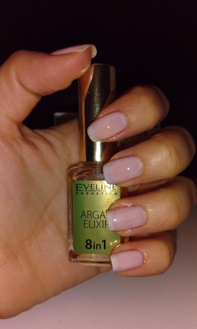 Eveline Argan Elixir 8 in 1 Review