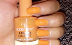 Golden Rose Nail Polish Review