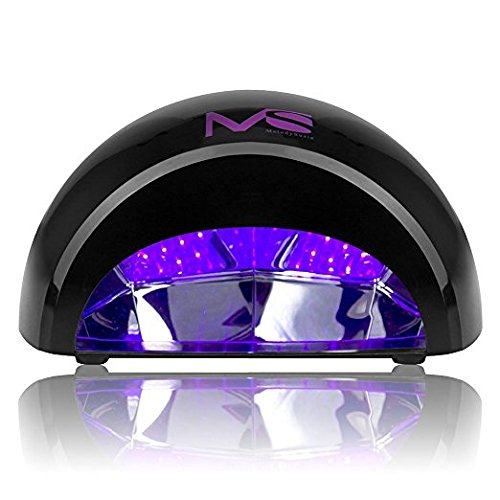 MelodySusie 12W LED Nail Dryer Mothers Day Gift 2017