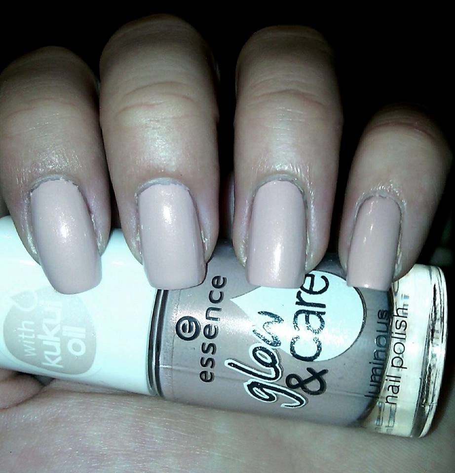 Essence Nail Polish Glow & Care