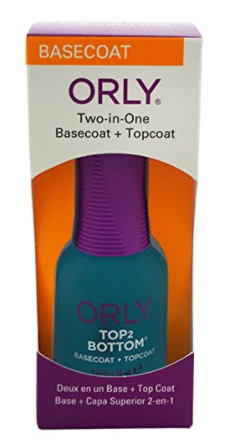Orly Base Nail Coat Top 2 Bottom