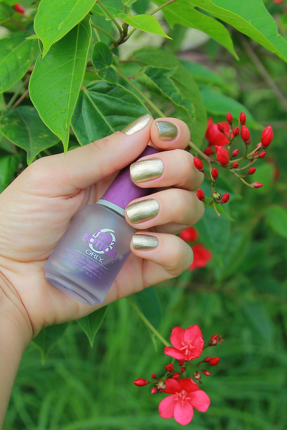 Orly Buried Treasure Lacquer