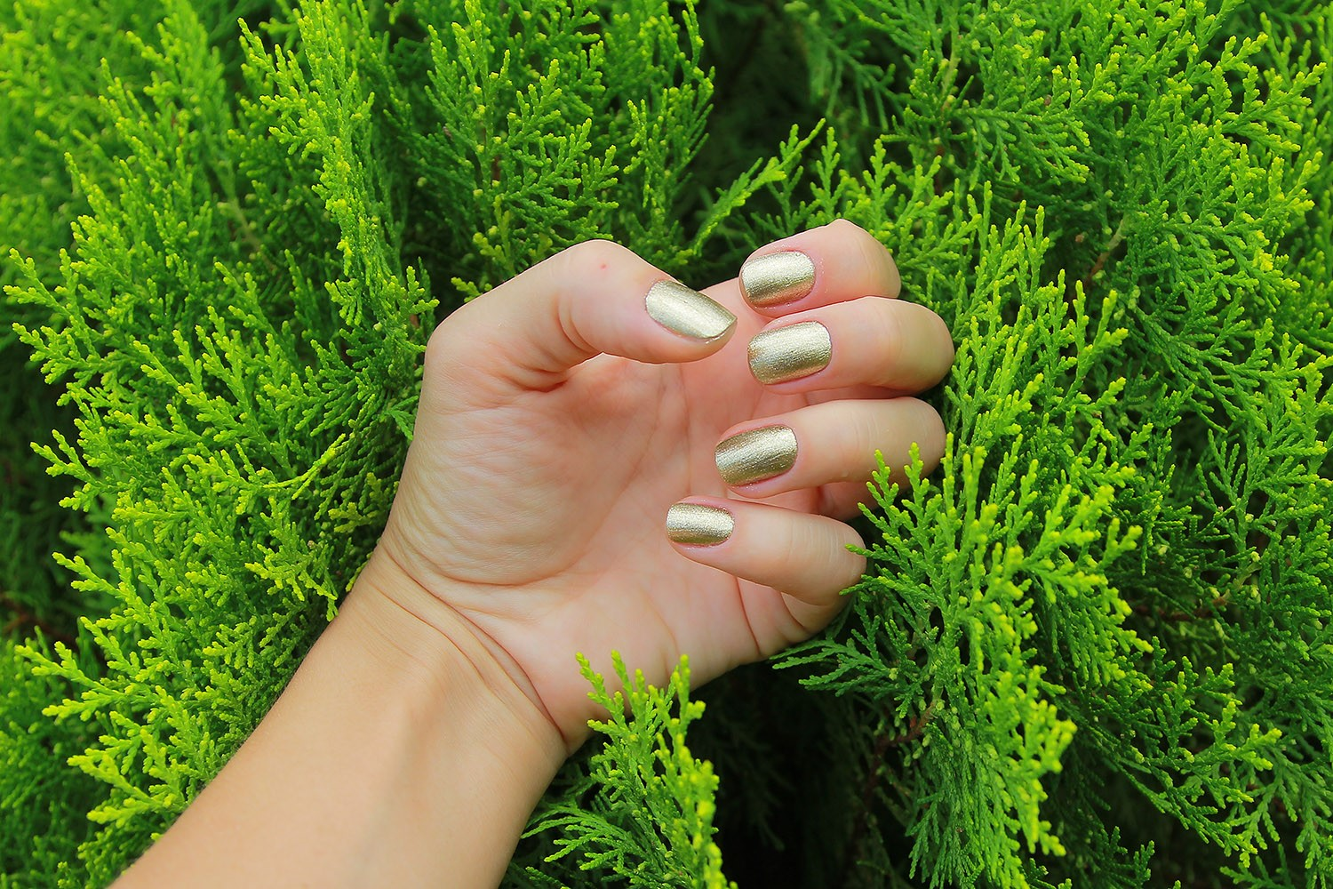 Orly Buried Treasure Nail Polish Review
