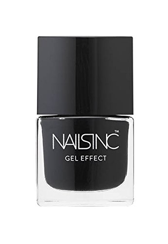 Nails Inc Black Taxi
