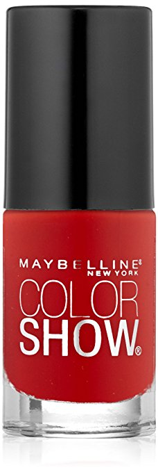Maybelline Nail Polish An Old Flame